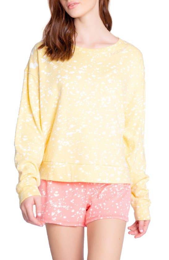 PJ SALVAGE Clothing FLICK OF THE BRUSH PULLOVER