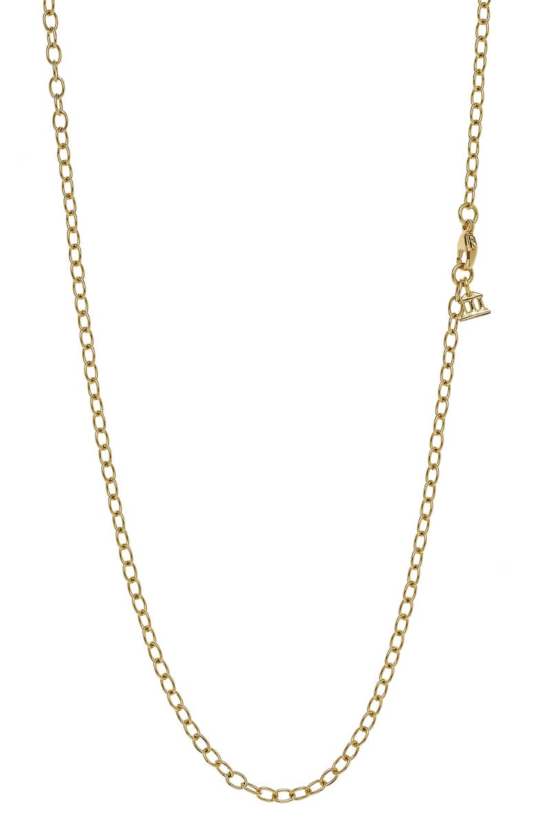 TEMPLE ST. CLAIR Small Chain Necklace, Main, color, 710