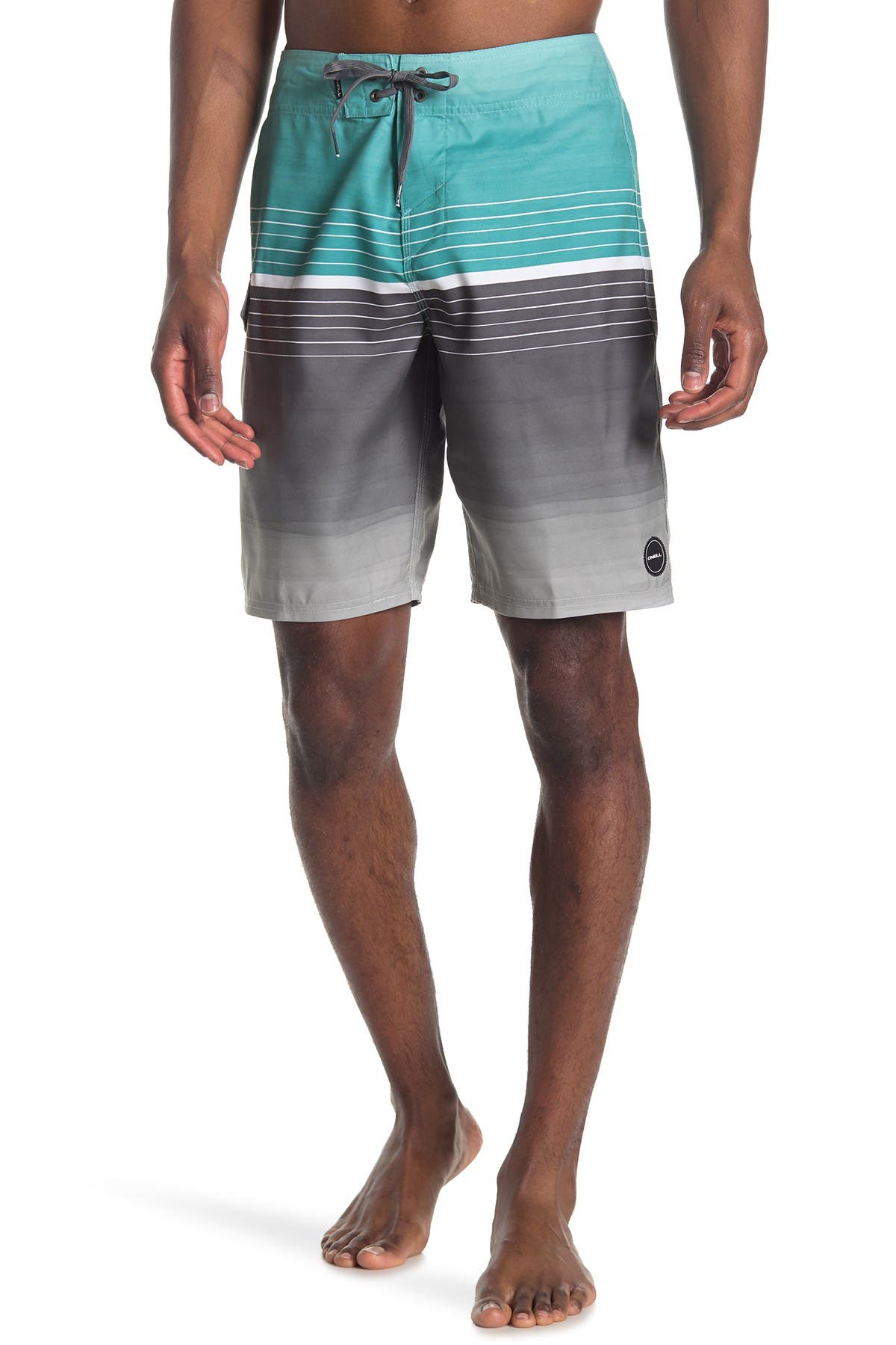Image of O'Neill High Tide Stripe Boardshorts