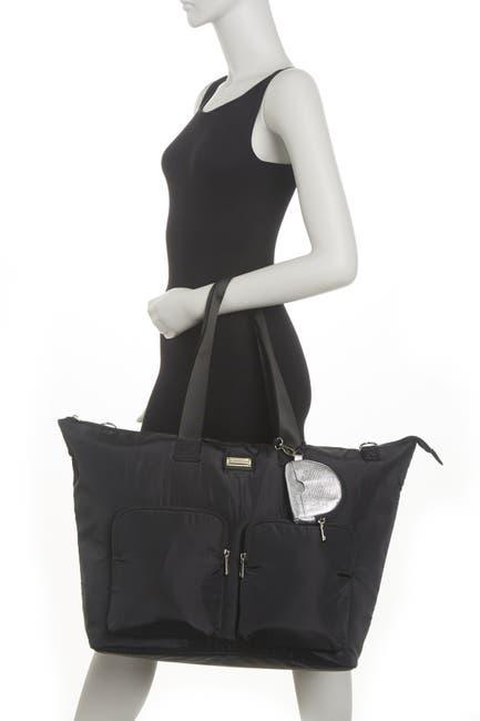 Image of Madden Girl Multi Pocket Weekend Bag
