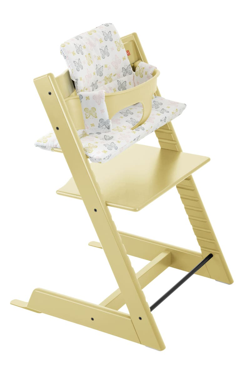 STOKKE Tripp Trapp<sup>®</sup> Chair, Baby Set, Cushion & Tray Set, Main, color, 703