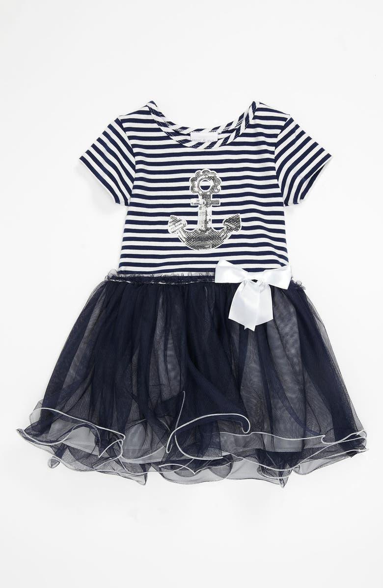 IRIS & IVY Tutu Dress, Main, color, 410