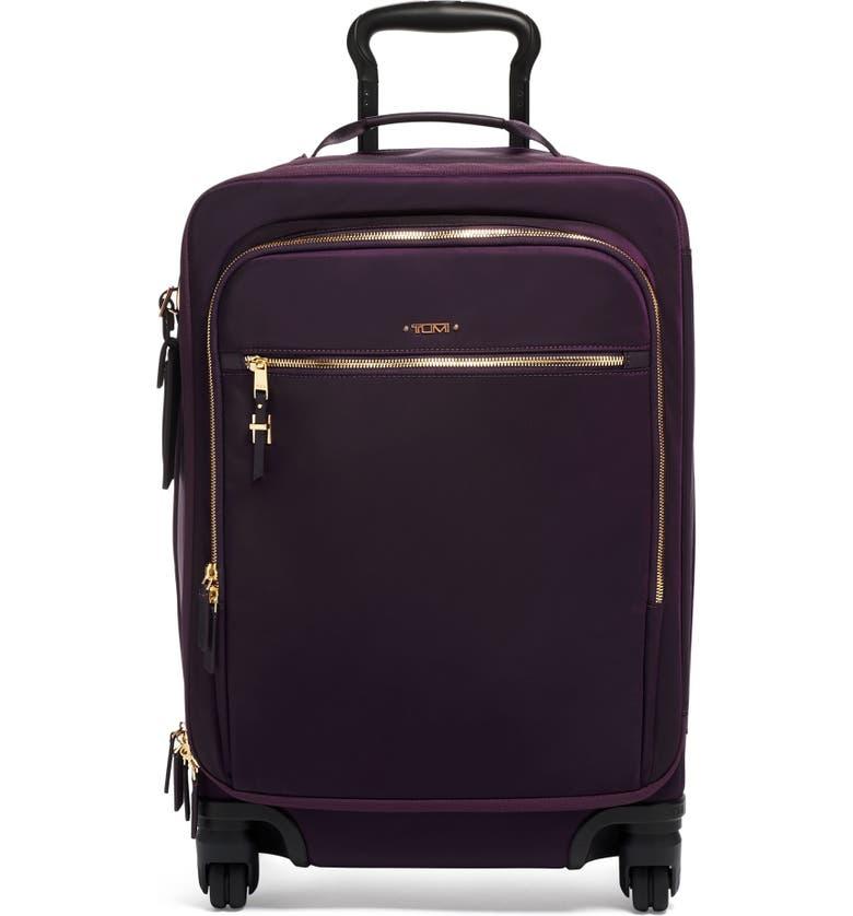 TUMI Tres Léger Nylon International Carry-On Bag, Main, color, 541