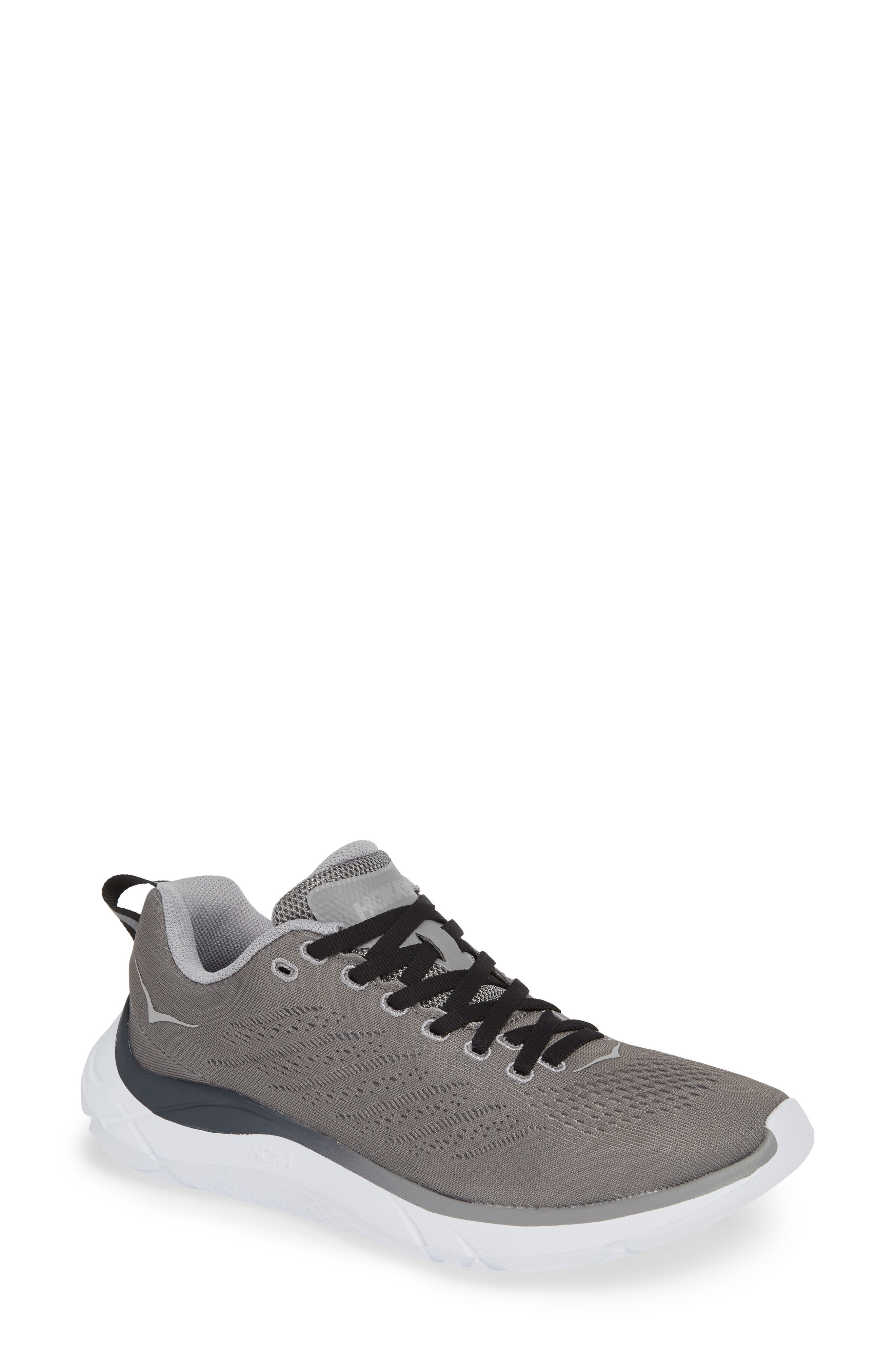Hoka One One Hupana Em Sneaker, Grey