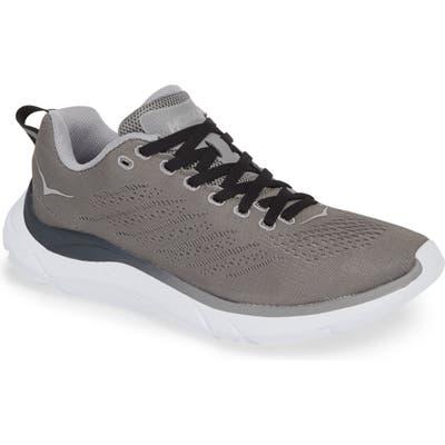 Hoka One One Hupana Em Running Shoe, Grey