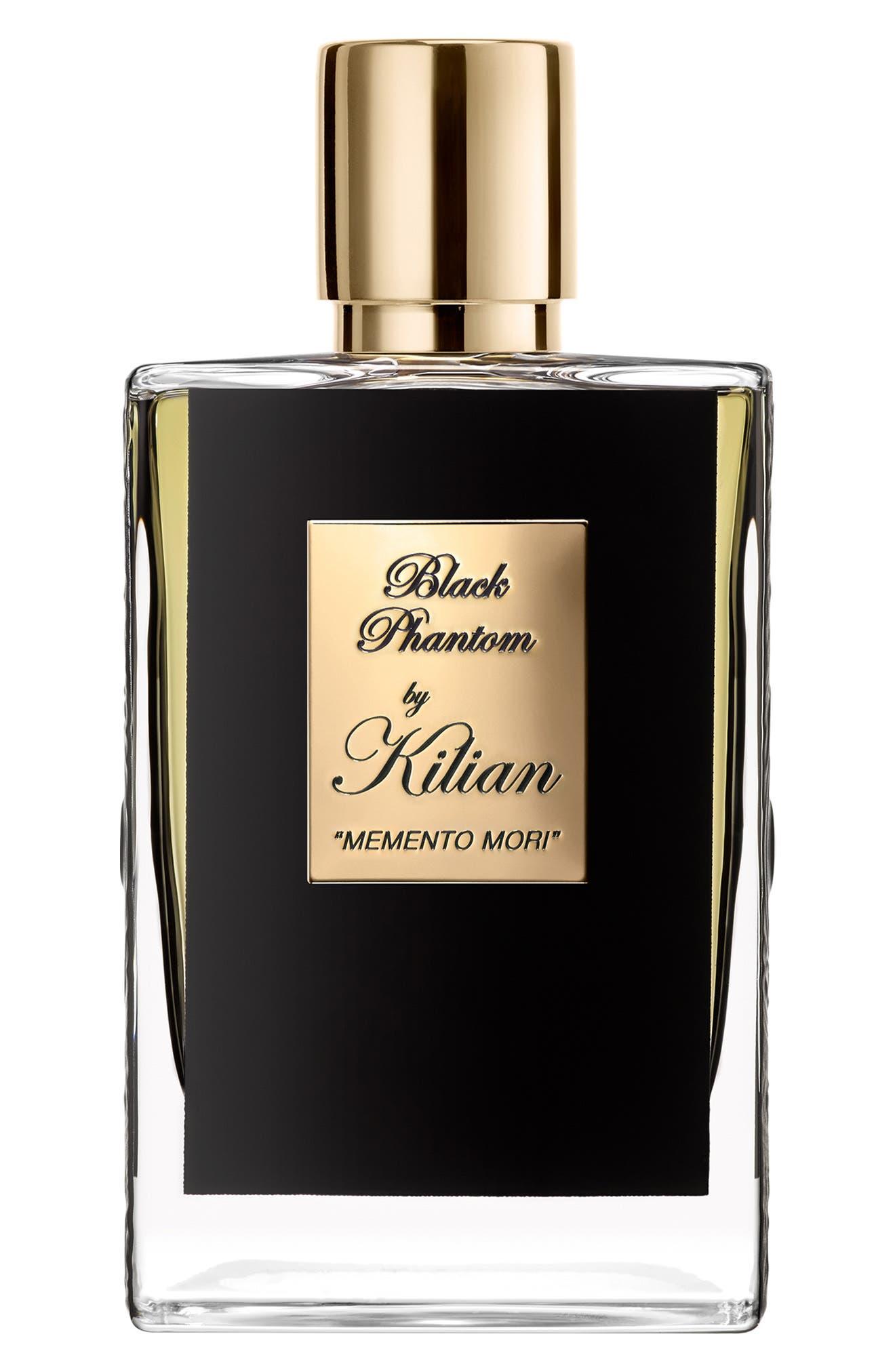 Cellars Black Phantom Memento Mori Refillable Perfume