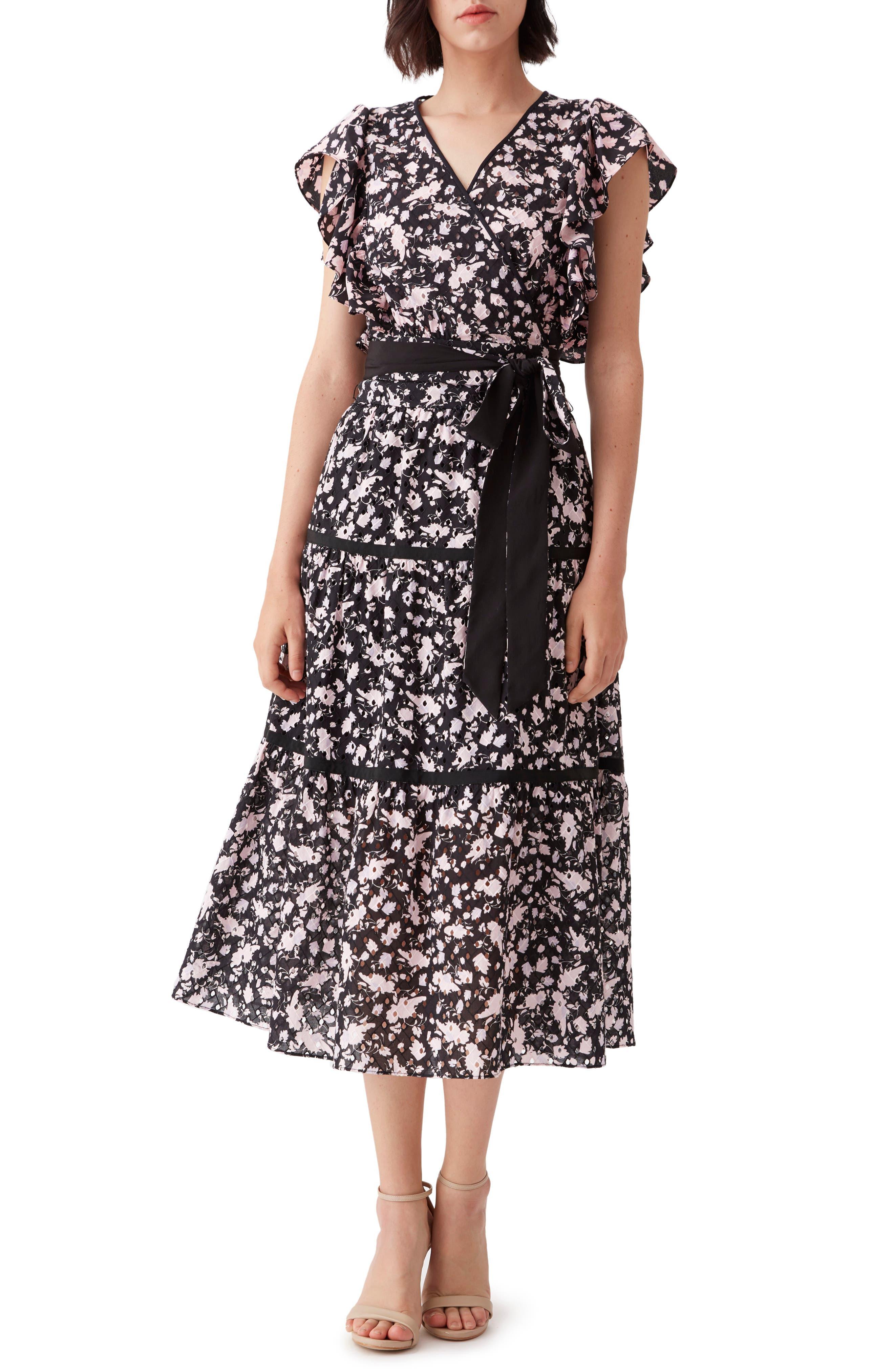Lucia Cotton Midi Skirt