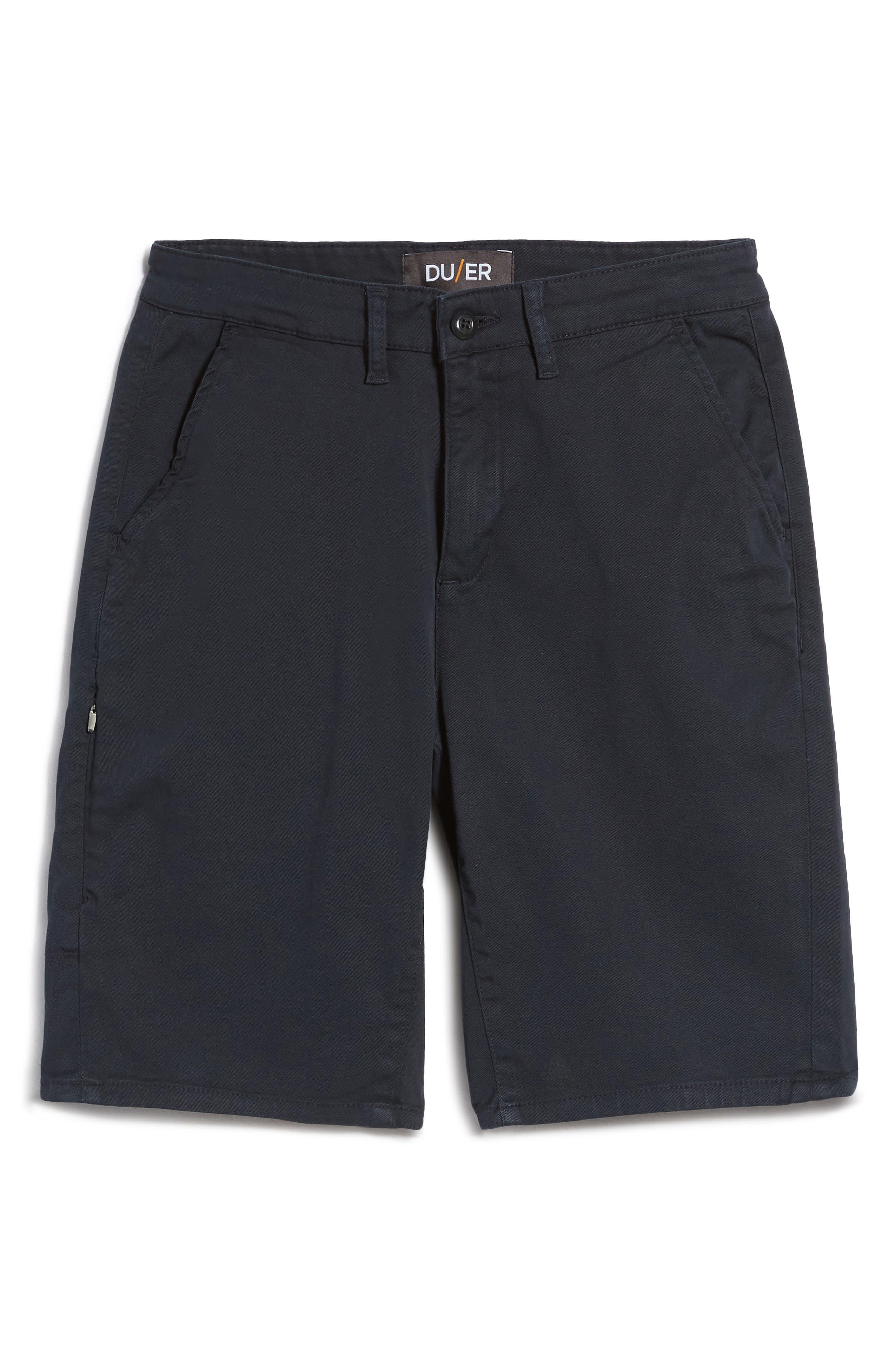Men's Live Lite Journey Stretch Cotton Blend Shorts