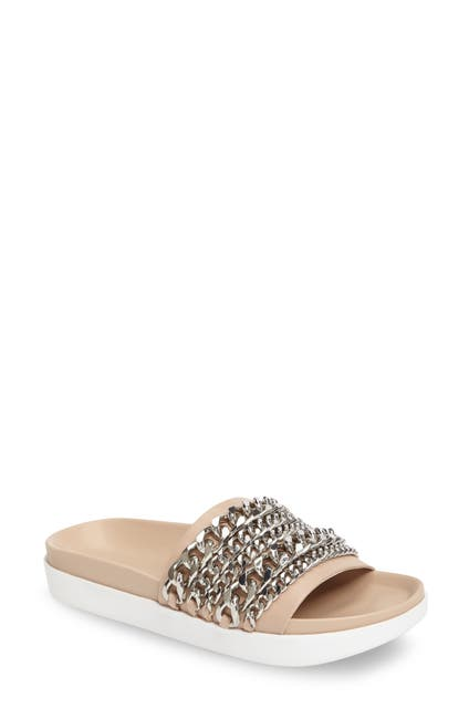 Image of KENDALL AND KYLIE Shiloh Chain Link Platform Slide