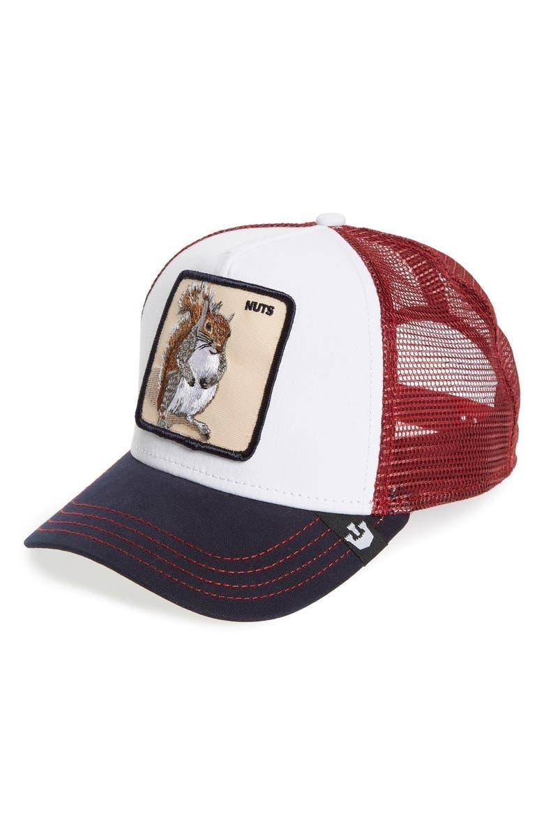 b23f5b999 Goorin Brothers 'Bonkers' Trucker Hat | Nordstrom