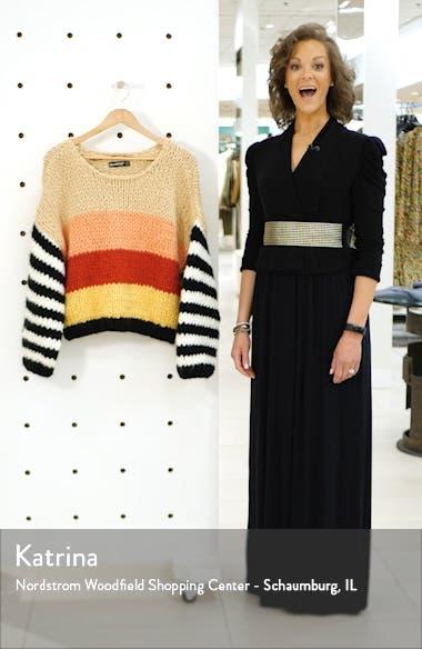 Sweetheart Stripe Sweater, sales video thumbnail