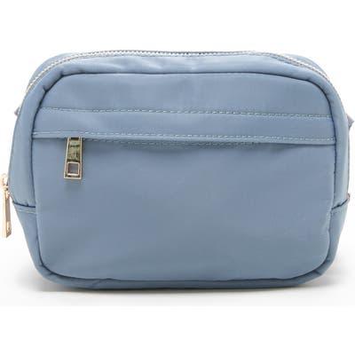 Sole Society Cyne Nylon Belt Bag - Blue