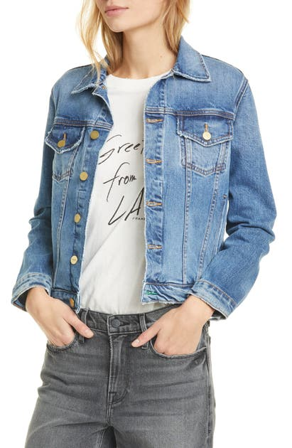 Frame Jackets LE VINTAGE DENIM TRUCKER JACKET