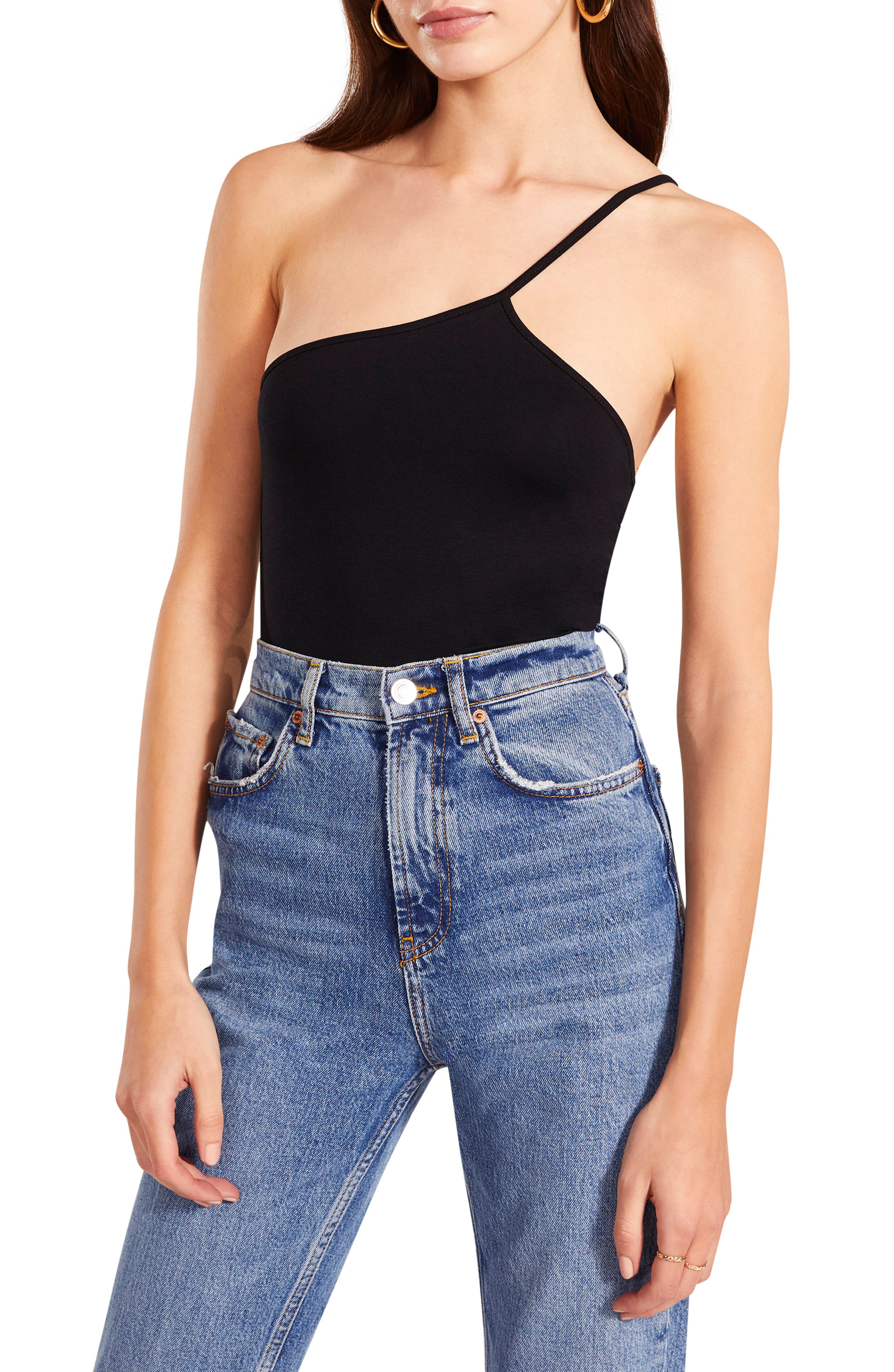 Icons Only One-Strap Bodysuit