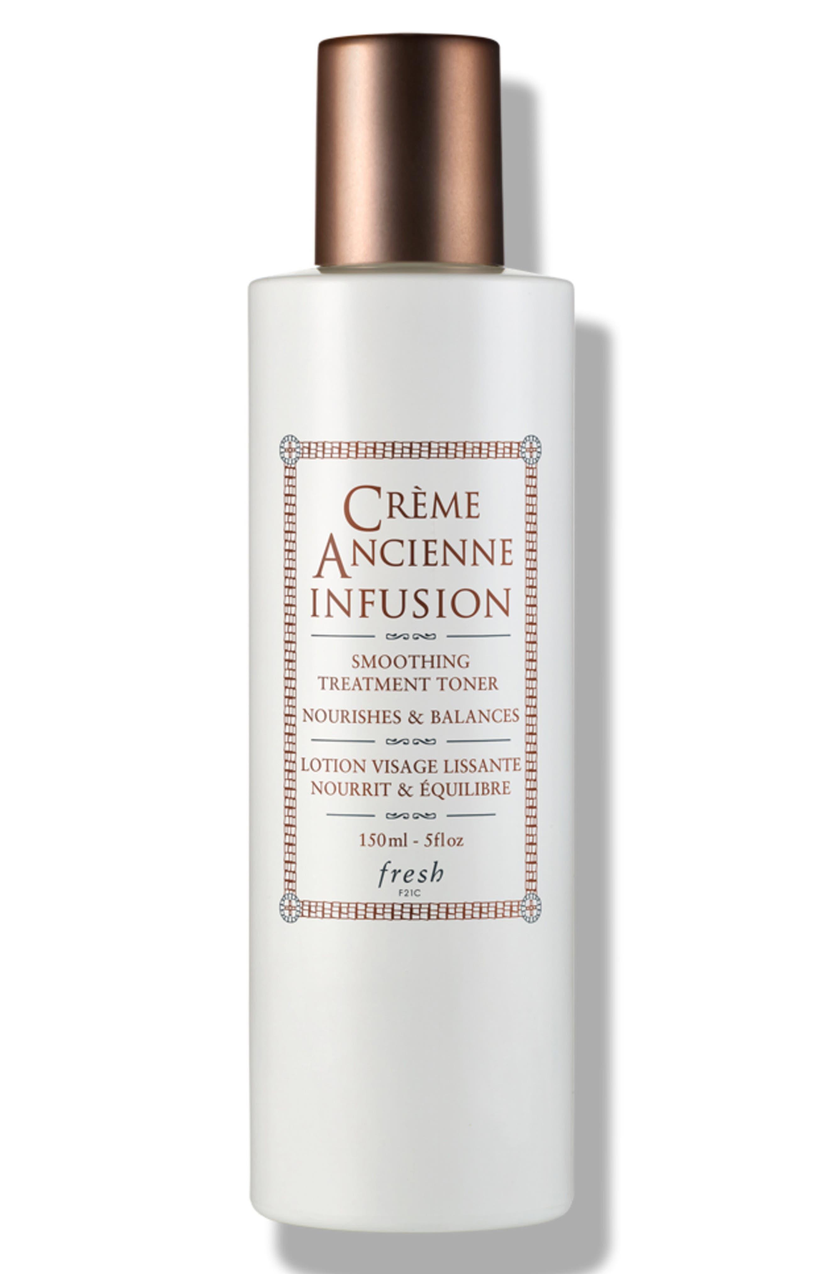Fresh Creme Ancienne Infusion Smoothing Treatment Toner