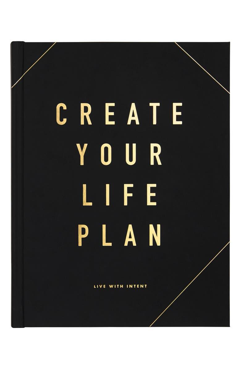 KIKKI.K Create Your Life Plan: Life Essentials Book, Main, color, 001