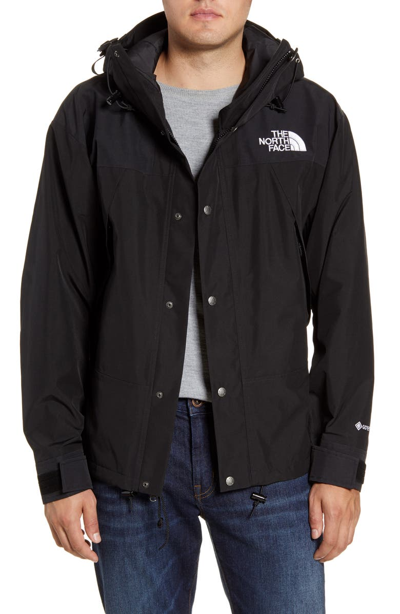 THE NORTH FACE 1990 Mountain Gore-Tex<sup>®</sup> II Waterproof Jacket, Main, color, TNF BLACK