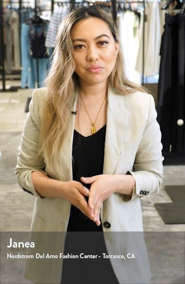 Moroccan Tile Ruffle Trim Romper, sales video thumbnail