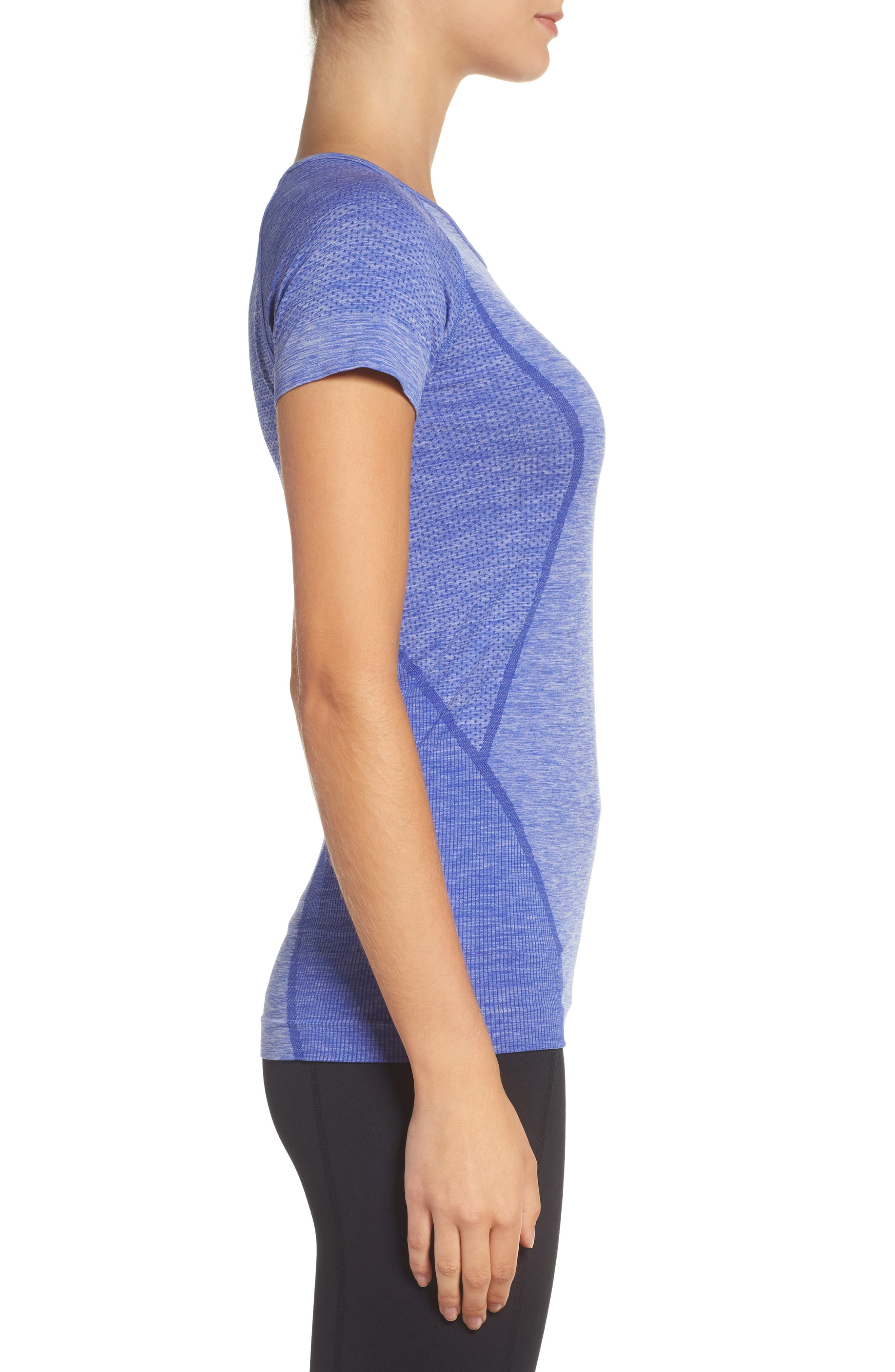 ,                             Stand Out Seamless Training Tee,                             Alternate thumbnail 63, color,                             420