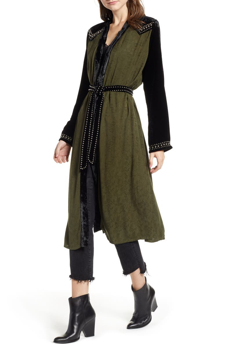NEW FRIENDS COLONY Modern Western Duster, Main, color, 300