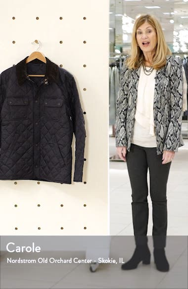 Tinford Regular Fit Quilted Jacket, sales video thumbnail