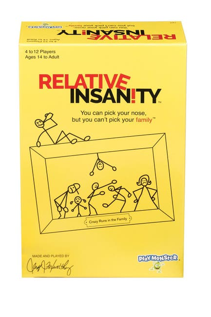 Image of Perplexus Relative Insanity Game