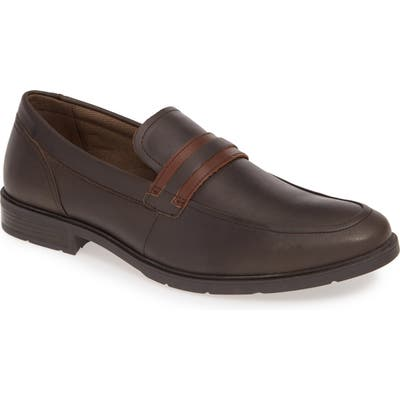 Hush Puppies Advice Loafer, Brown