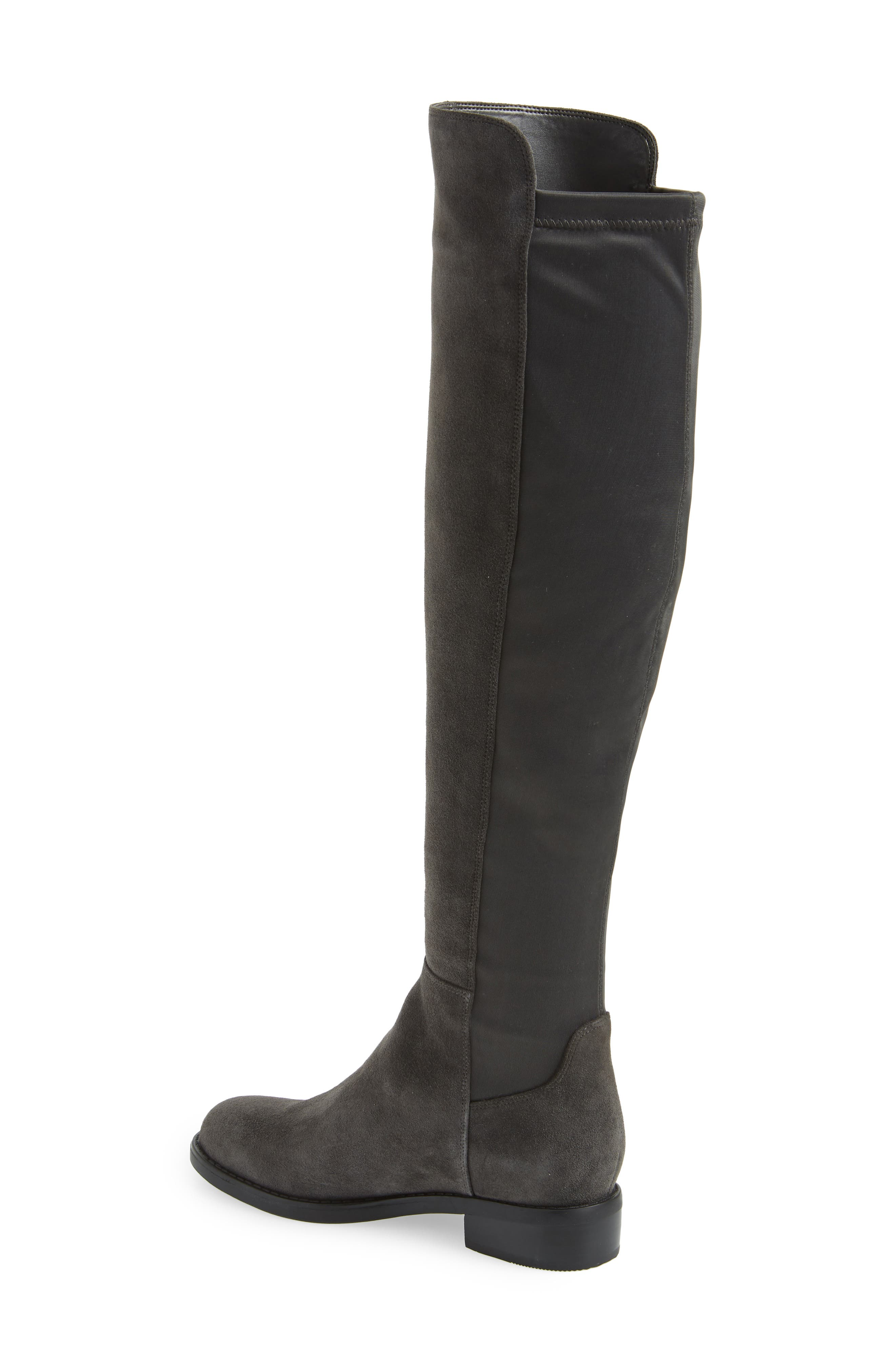 ,                             Danny Over the Knee Waterproof Boot,                             Alternate thumbnail 8, color,                             020