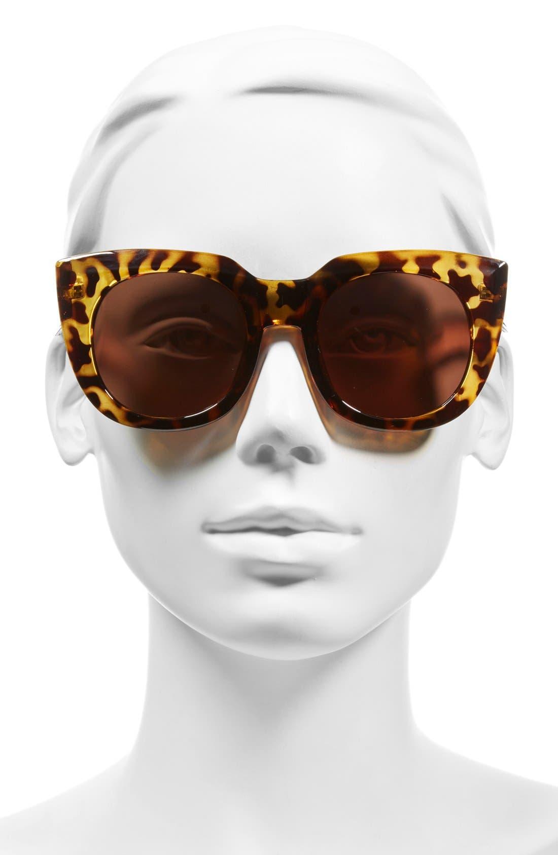 ,                             'Beam' 50mm Sunglasses,                             Alternate thumbnail 4, color,                             240