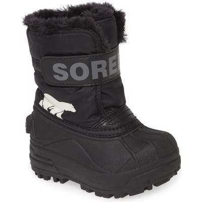 Sorel Snow Commander Insulated Waterproof Boot