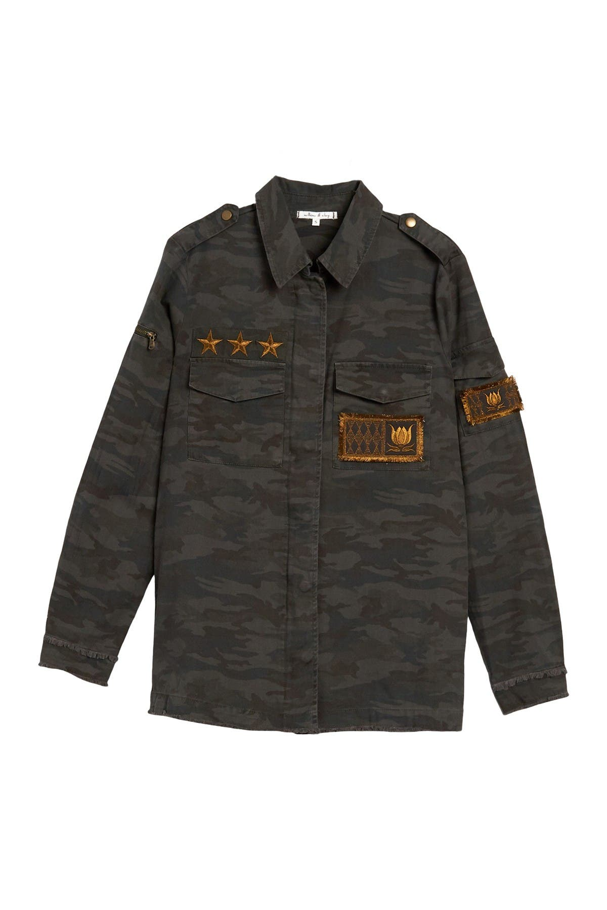 Image of Willow & Clay Military Jacket