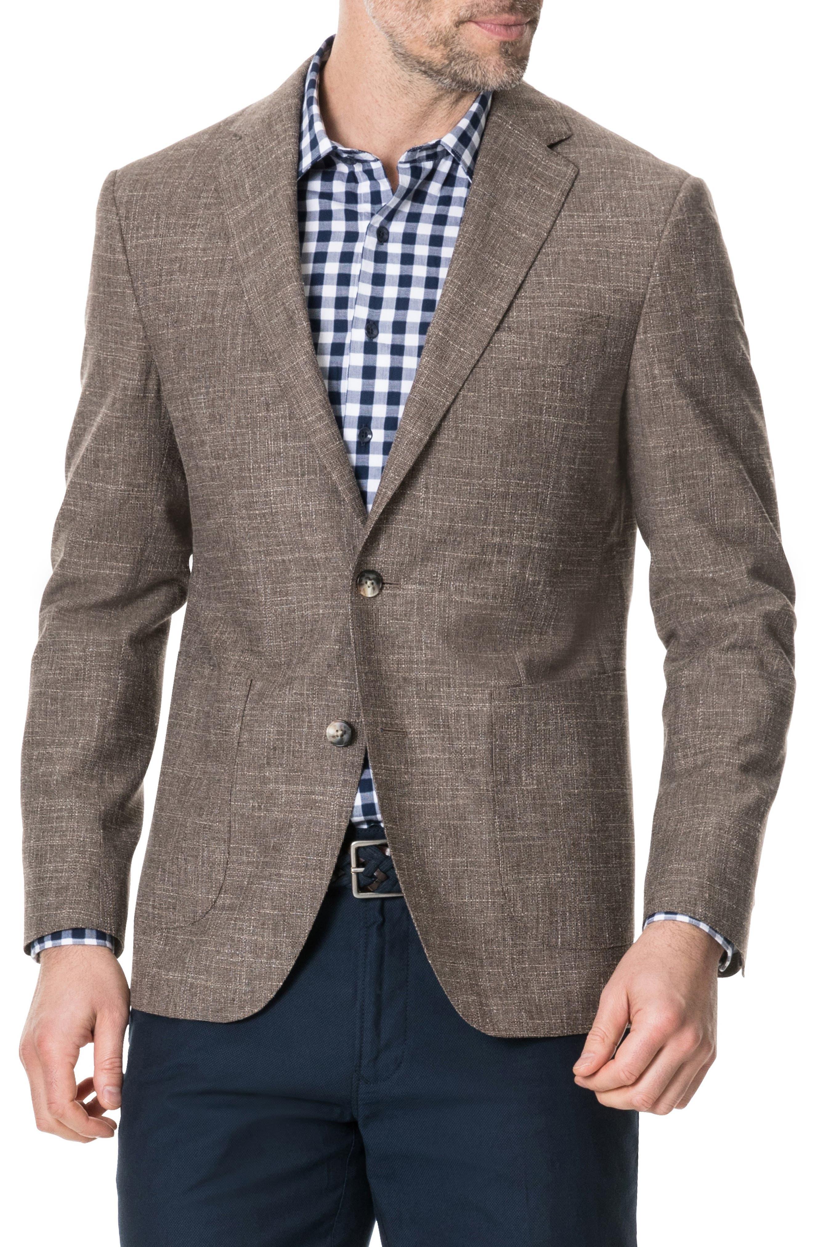 Image of RODD AND GUNN Bringham Creek Regular Fit Jacket