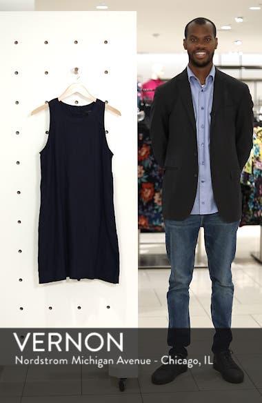 Button Back Shift Dress, sales video thumbnail