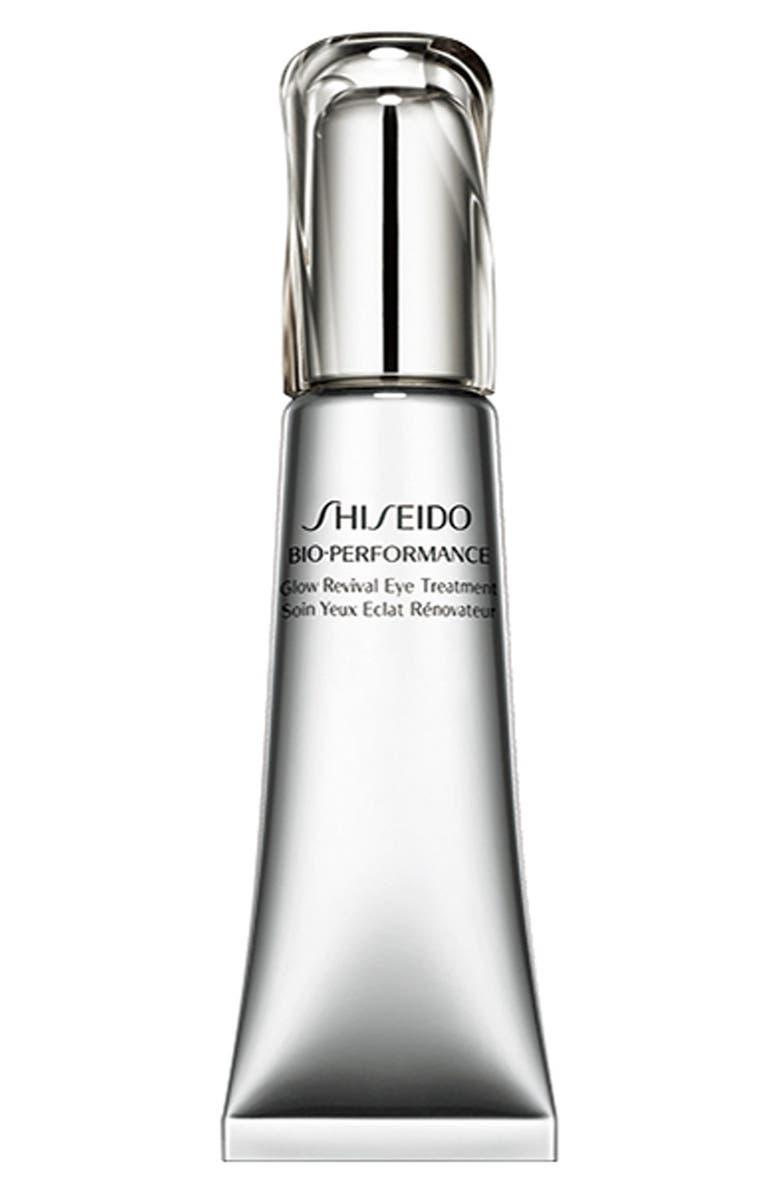 SHISEIDO Bio-Performance Glow Revival Eye Treatment Cream, Main, color, 000