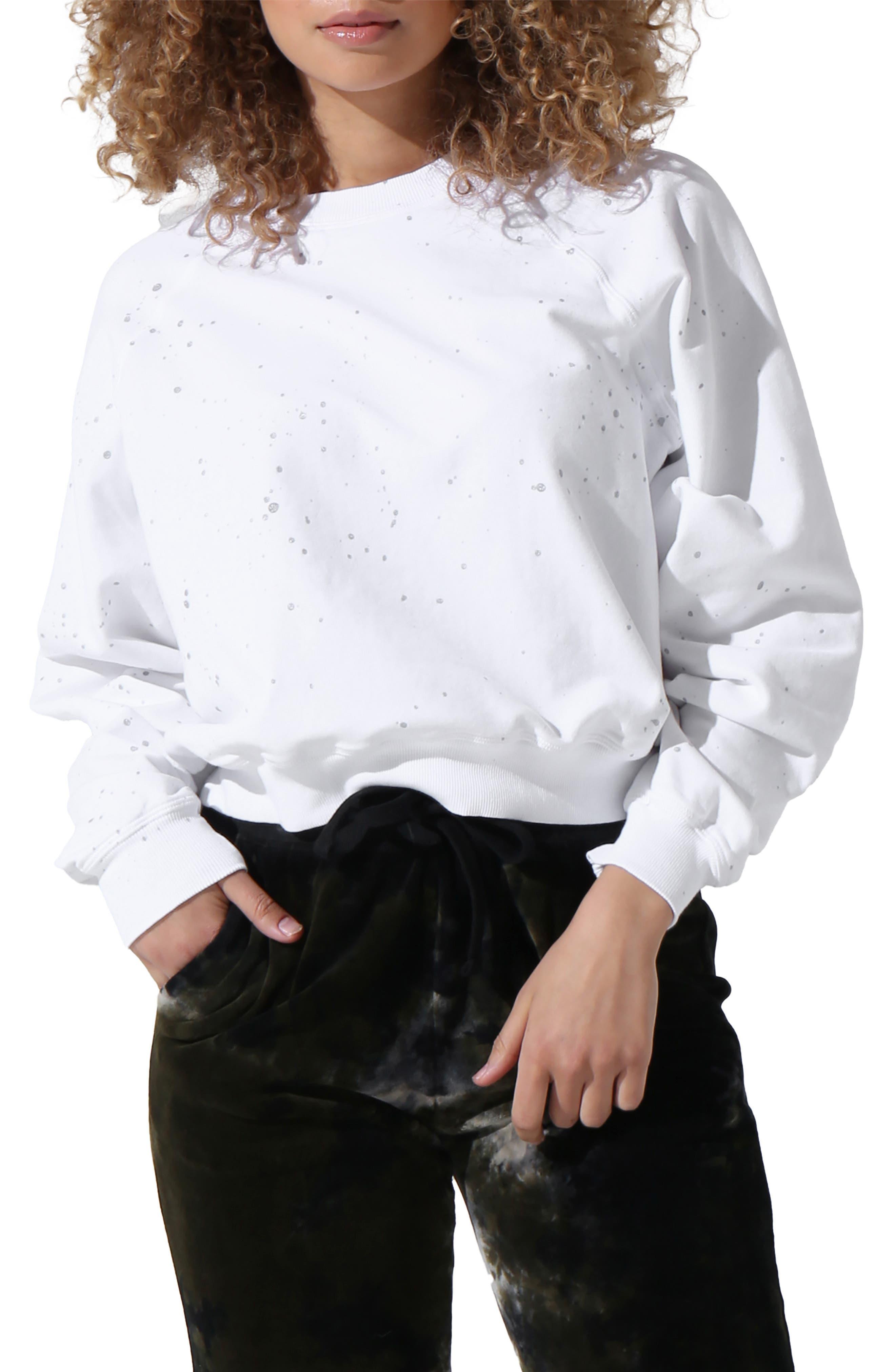 Ronan Galaxy Pullover