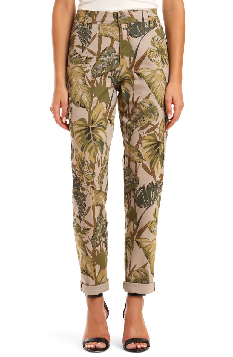 MAVI JEANS Denise Safari Twill Pants, Main, color, SAFARI TWILL