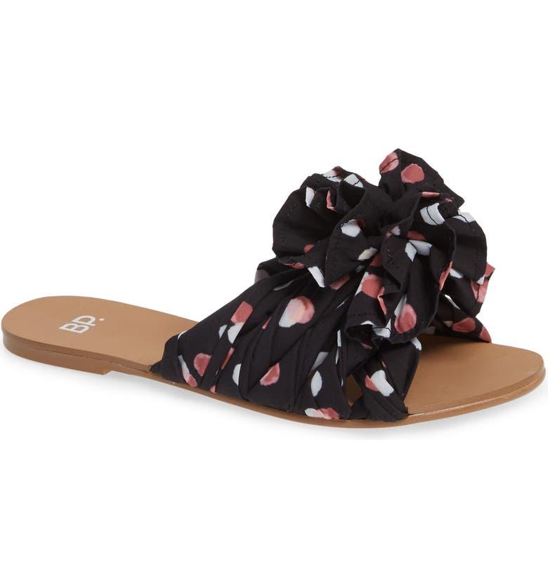BP. Ruby Slide Sandal, Main, color, 003