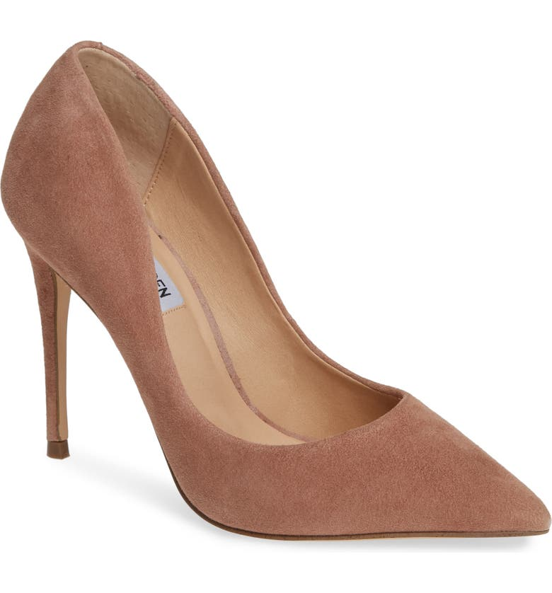 STEVE MADDEN Daisie Pointy-Toe Pump, Main, color, 218