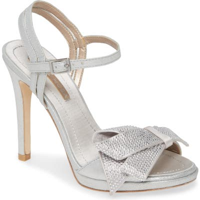 Pelle Moda Jem Sandal, Metallic