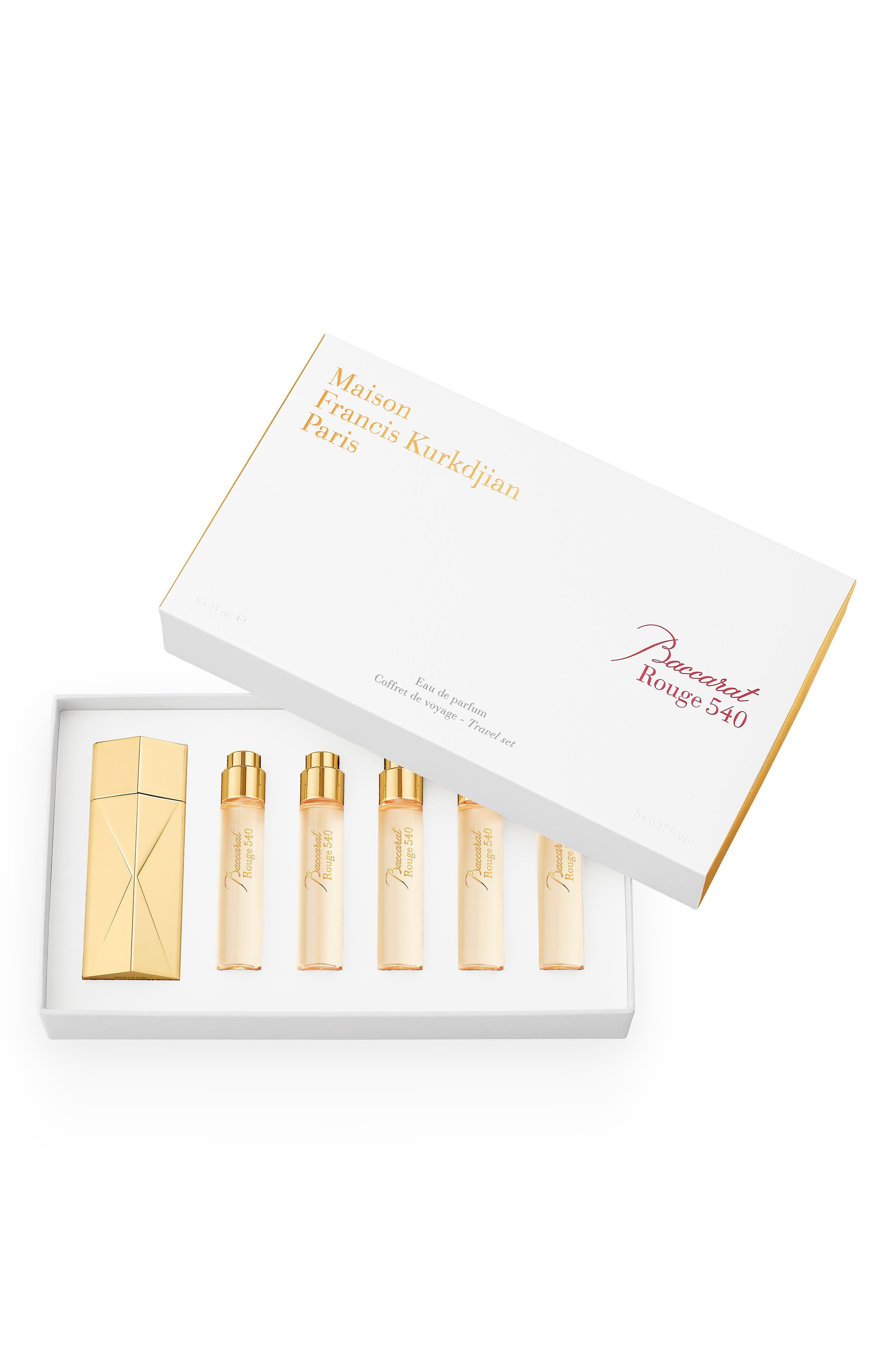 Paris Baccarat Rouge 540 Eau De Parfum Travel Set