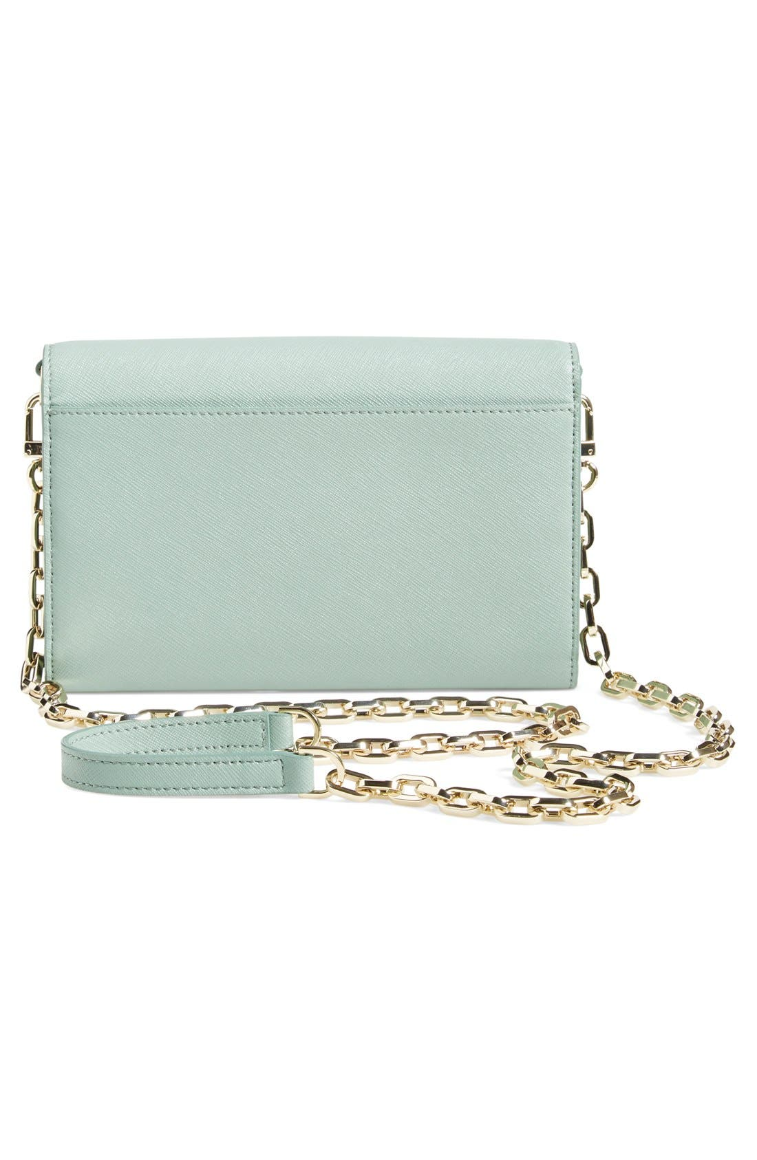 ,                             'Robinson' Leather Wallet on a Chain,                             Alternate thumbnail 33, color,                             301