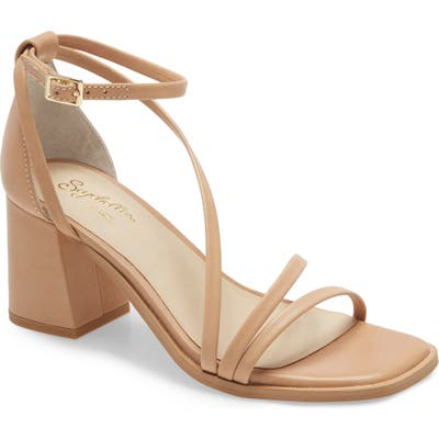 Seychelles Comradery Strappy Sandal, Beige