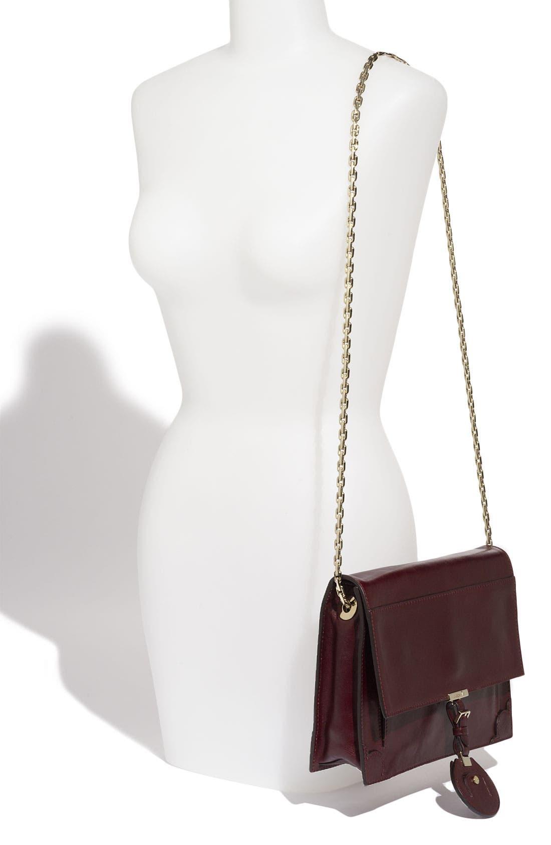 ,                             Jason Wu 'Jourdan' Calfskin Leather Shoulder Bag,                             Alternate thumbnail 8, color,                             930
