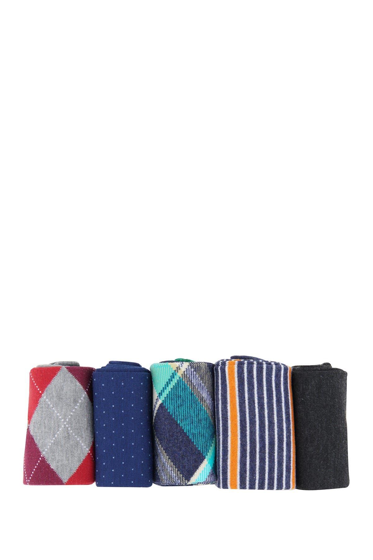 Image of Original Penguin 5 Day Week Sock Box