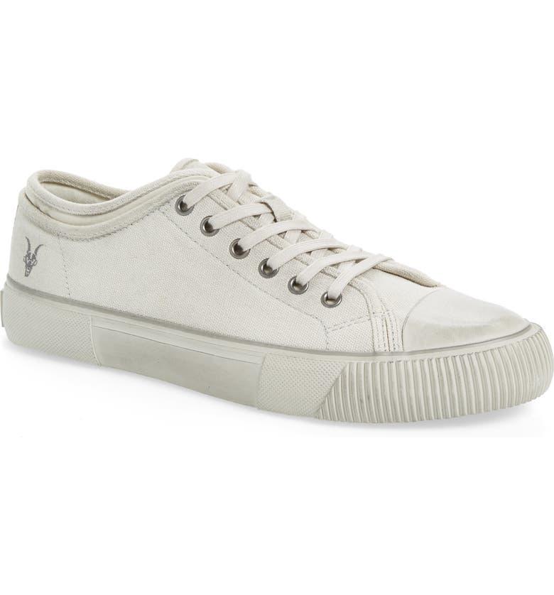 ALLSAINTS Rigg Sneaker, Main, color, OFF WHITE