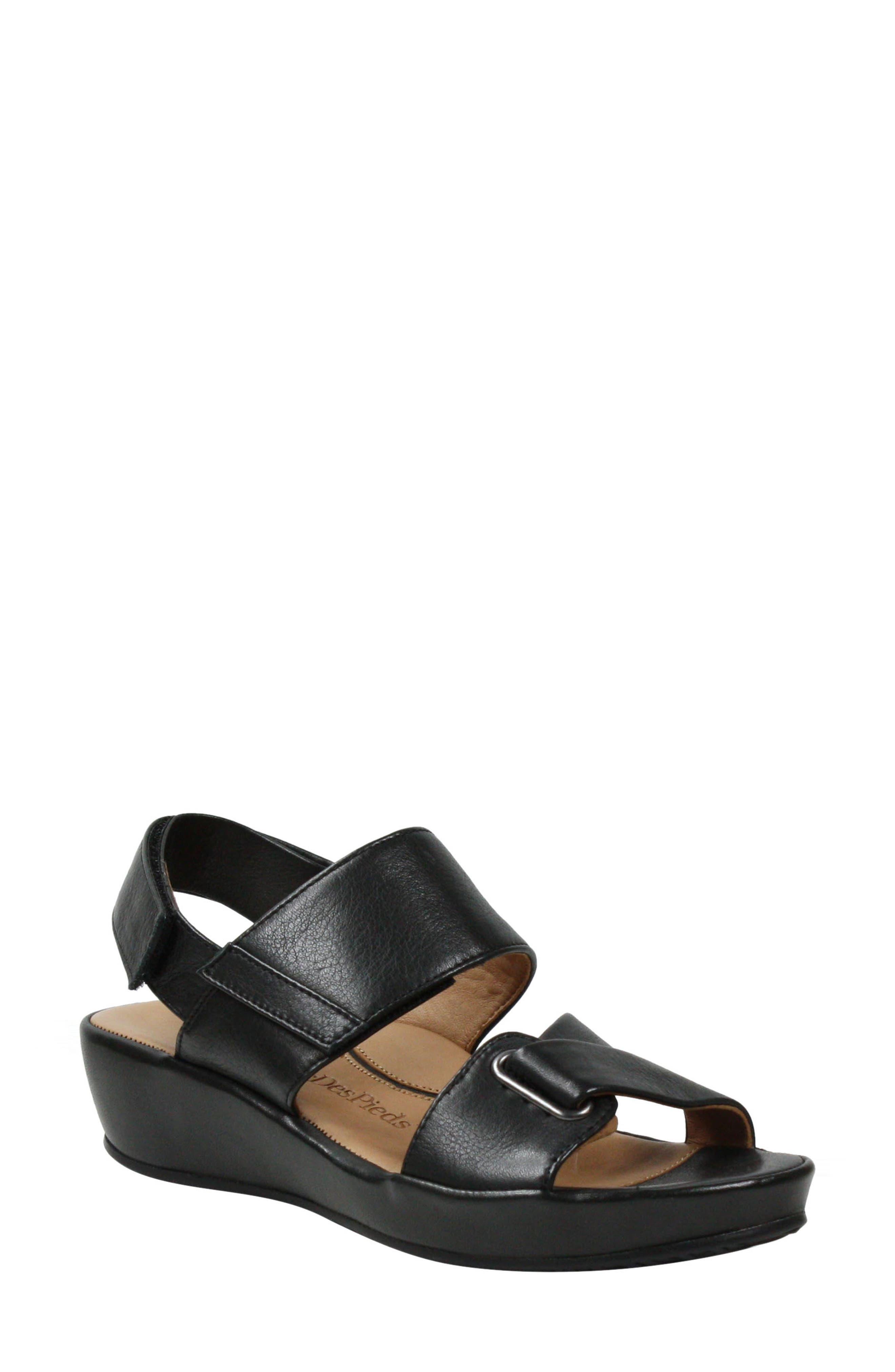 Calantha Wedge Sandal