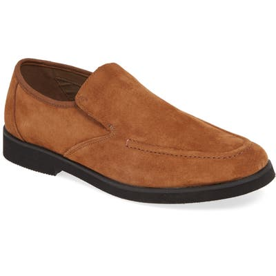 Hush Puppies Bracco Loafer, Brown