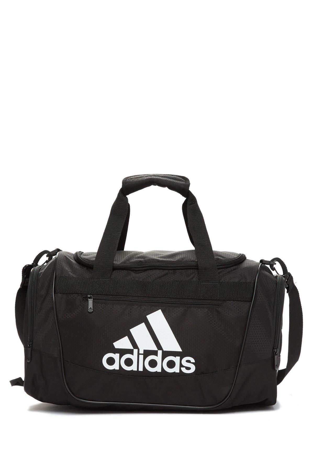 Image of adidas Defender III Small Duffel Bag
