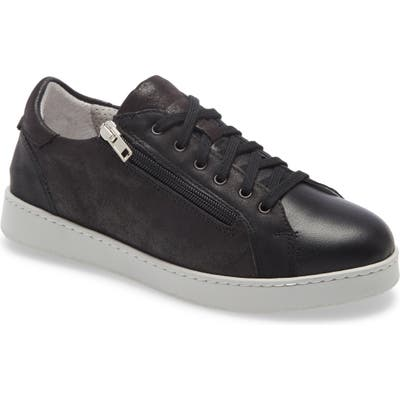 David Tate Elisa Sneaker, WW - Black