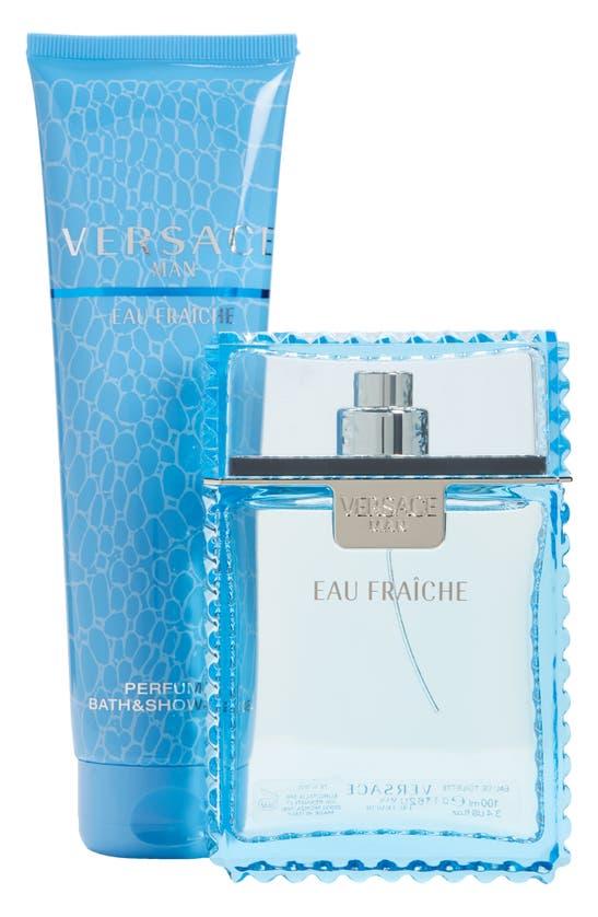Versace Men's 2-pc. Eau Fraiche Eau De Toilette Gift Set